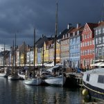 Nyhavn Dark Clouds